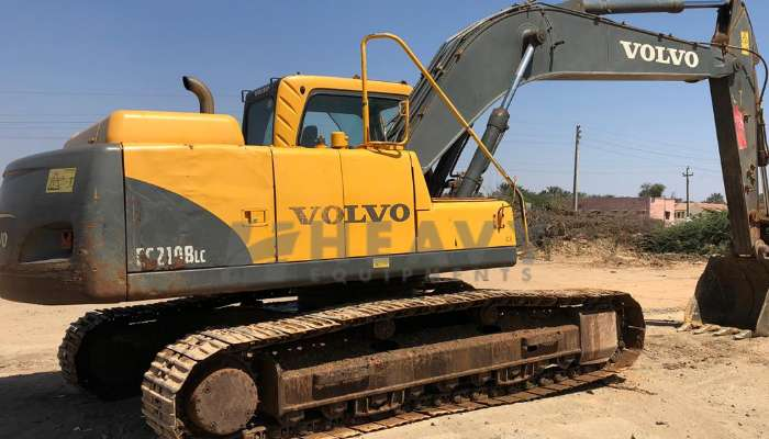Volvo EC210blc for sale