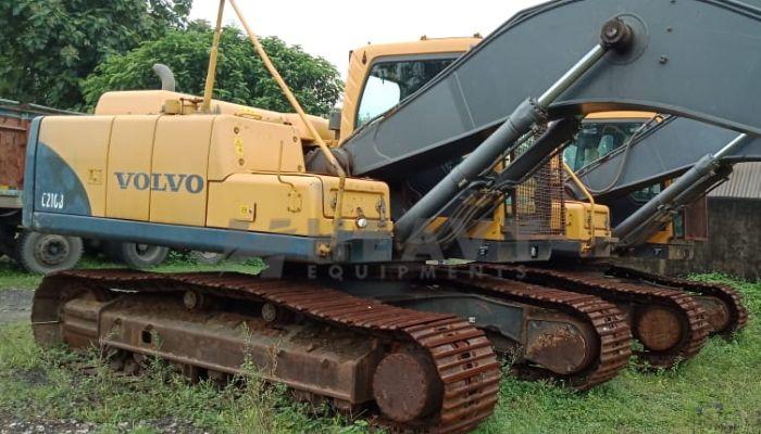 Used Volvo EC210 Excavator