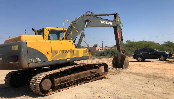 Volvo 210 Excavator For Sale